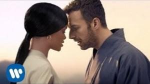 Video: Coldplay ft Rihanna - Princess Of China